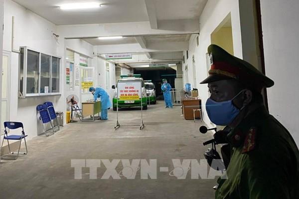 Cập nhật dịch COVID-19 sáng 2/8: Việt Nam có 4 ca mắc mới, 2 ca liên quan đến Đà Nẵng