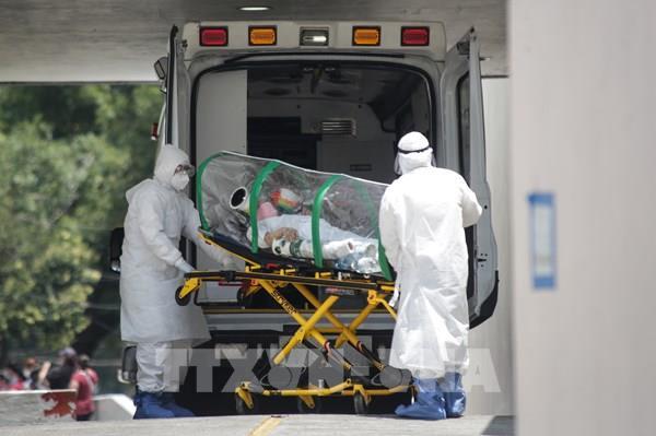 Cập nhật COVID sáng 14/8: Thế giới có hơn 21 triệu người nhiễm SARS-CoV-2