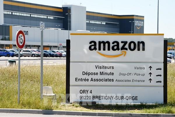 Amazon nhập cuộc chơi xe tự hành