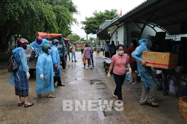 Đà Nẵng: Bệnh viện dã chiến sẵn sàng đón bệnh nhân mắc COVID-19