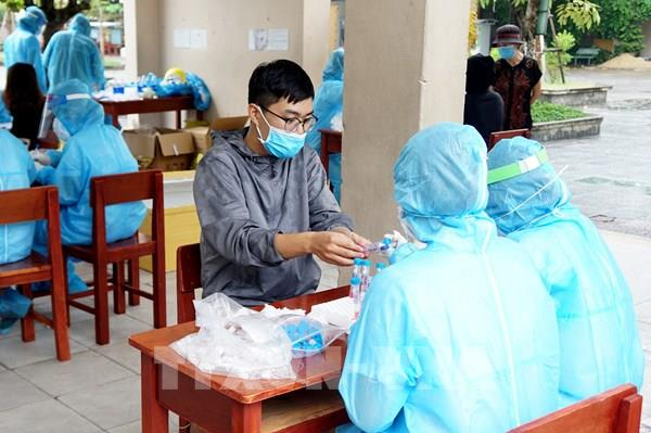 Bệnh viện 199 (Bộ Công an) triển khai hiệu quả hệ thống xét nghiệm COVID-19