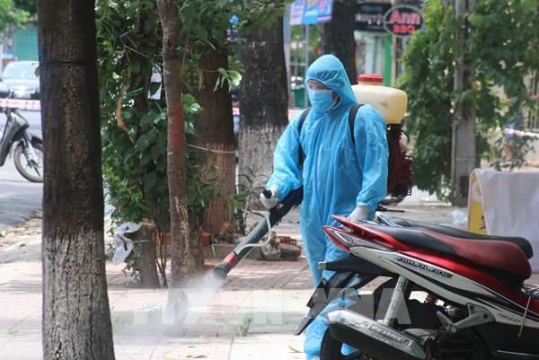 Thông tin về 841 ca bệnh COVID-19 tại Việt Nam