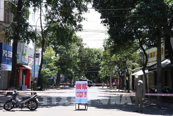Dịch COVID-19: Cách ly toàn xã hội thành phố Buôn Ma Thuột, Đắk Lắk