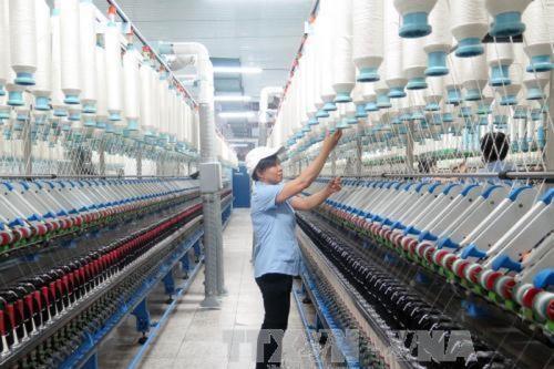 Dệt May Nam Định dịch chuyển cơ cấu sản xuất
