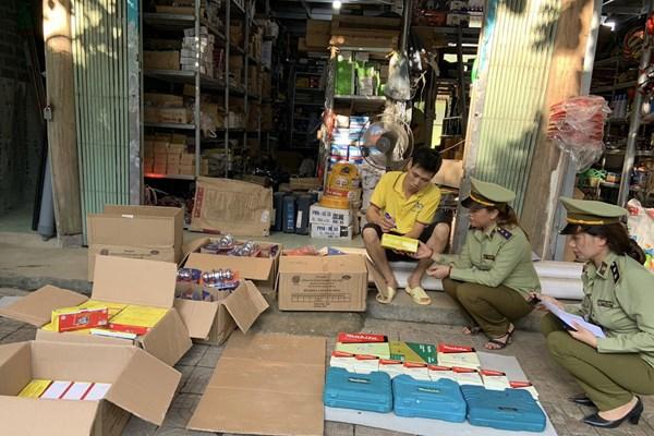 Phát hiện nhiều vi phạm về giả mạo nguồn gốc xuất xứ tại Hà Giang