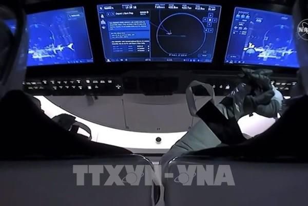 Các phi hành gia NASA đã trở về Trái Đất từ ISS