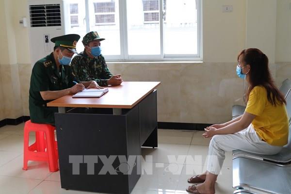 Lạng Sơn: Bắt giữ 25 đối tượng nhập cảnh trái phép