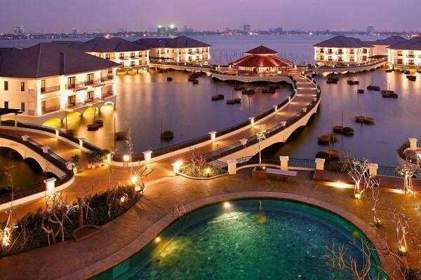 Thị trường khách sạn cao cấp vẫn hấp dẫn nhà đầu tư