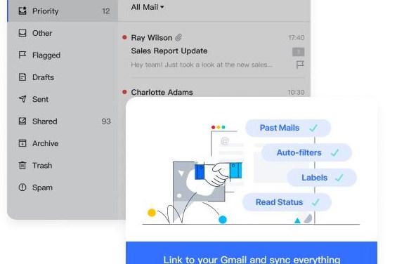 Lark mail - thêm công cụ làm việc để số hóa các doanh nghiệp tại Việt Nam
