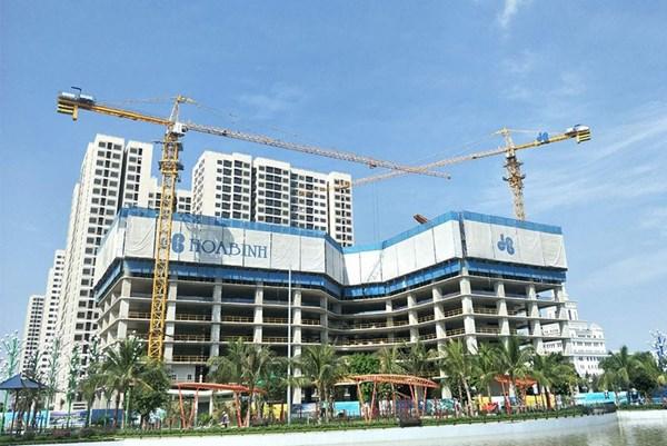 HBC trúng thầu các dự án hạ tầng và nhà ở trị giá hơn 1.000 tỷ đồng