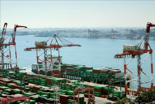WTO: Thương mại hàng hóa toàn cầu giảm xuống mức thấp kỷ lục