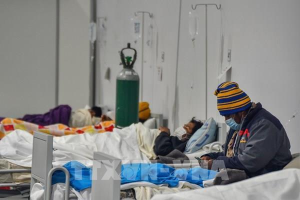 Dịch COVID-19: Số bệnh nhân tại Mỹ Latinh lên hơn 5 triệu người