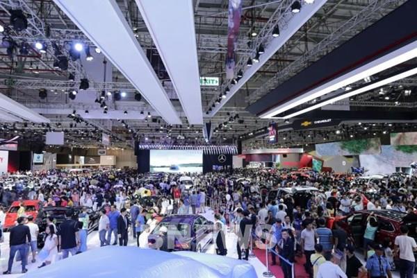 Chính thức hoãn Triển lãm ô tô Việt Nam 2020 do diễn biến dịch COVID-19