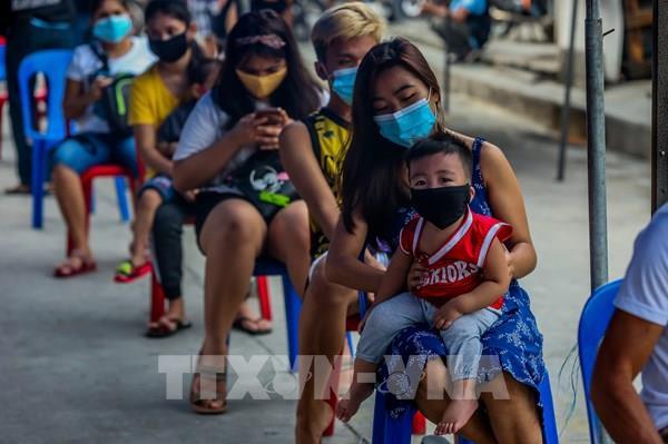 Philippines triển khai cảnh sát giám sát thực hiện biện pháp phong tỏa Manila