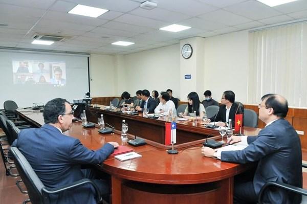 Thúc đẩy hợp tác kinh tế và thương mại giữa Việt Nam- Chile