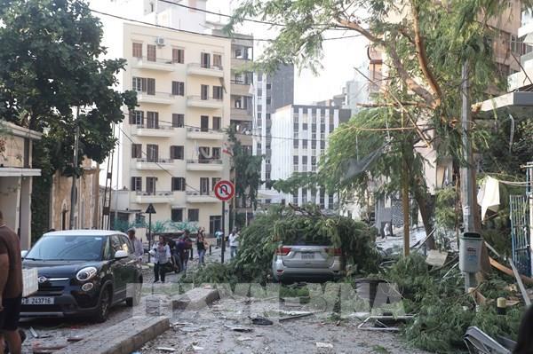 Vụ nổ ở Beirut: Liban đối mặt tình hình y tế nghiêm trọng