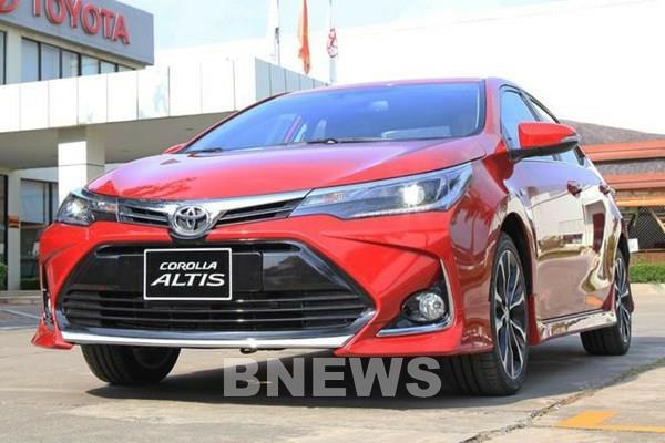 Toyota Corolla Altis 2020 nâng cấp có giá bán rẻ hơn gần 30 triệu đồng
