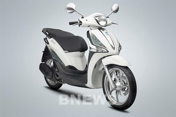 Piaggio Việt Nam ra mắt Liberty One 2020 với diện mạo mới