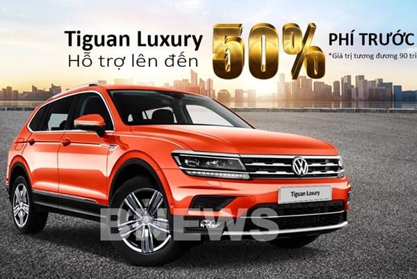 Bảng giá xe ô tô Volkswagen tháng 8/2020, ưu đãi đến 178 triệu đồng