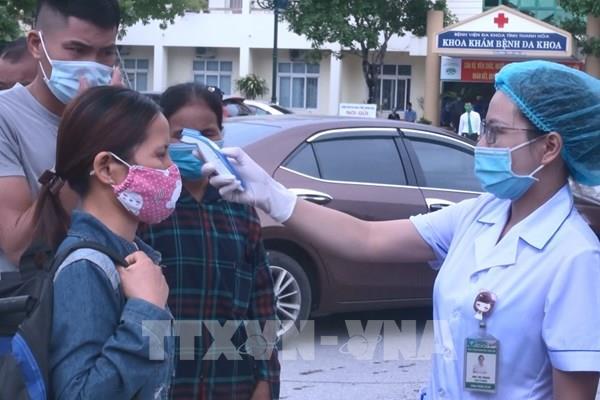 Dịch COVID-19: Đảm bảo an toàn khám, chữa bệnh và kiểm soát lây nhiễm trong cơ sở y tế