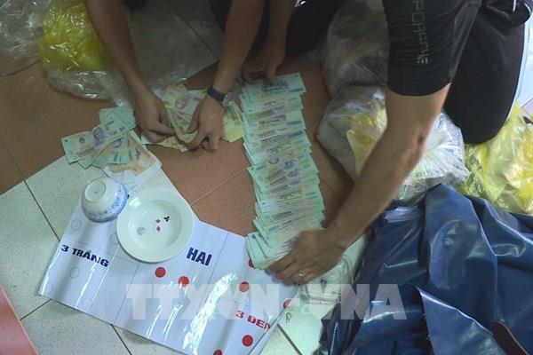 Triệt phá sòng bạc hoạt động liên tỉnh Đắk Lắk và Đắk Nông
