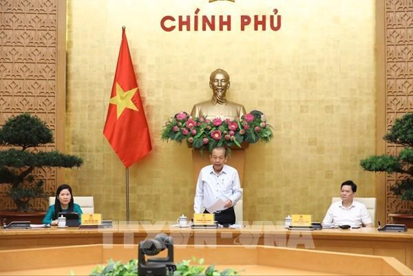 Phó Thủ tướng: Đẩy nhanh tiến độ thoái vốn, cổ phần hóa doanh nghiệp Nhà nước