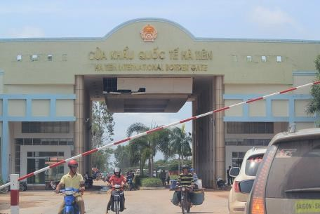Thành lập Khu kinh tế cửa khẩu Hà Tiên