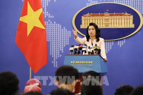 Mọi hoạt động tại Trường Sa và Hoàng Sa không được sự cho phép của Việt Nam đều vô giá trị