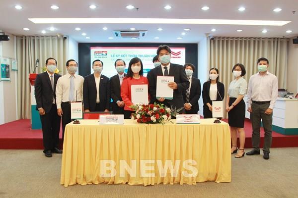 Kienlongbank - Yanmar: Hợp tác tài trợ đại lý và khách hàng mua máy nông nghiệp