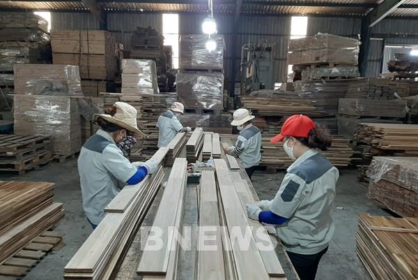 Việt Nam xuất siêu 4,78 tỷ USD mặt hàng gỗ và sản phẩm gỗ