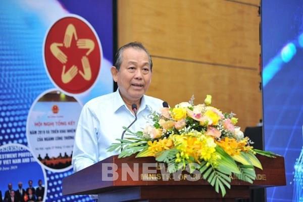 Bộ Công Thương triển khai hiệu quả cải cách hành chính