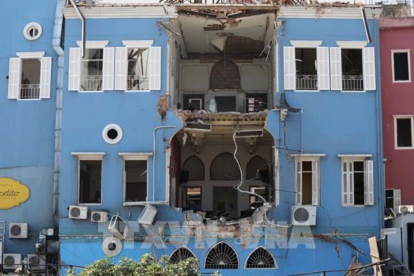 Vụ nổ ở Beirut: IMF kêu gọi Liban cải cách sau thảm họa