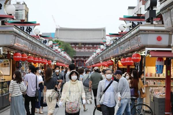 Chi tiêu của các hộ gia đình Nhật Bản có dấu hiệu phục hồi