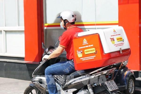 Tp Hồ Chí Minh: Kênh bán hàng online tăng đột biến