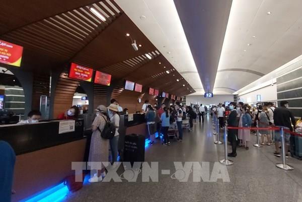 Dịch COVID-19: Đưa 230 công dân Việt Nam từ Đài Loan (Trung Quốc) về nước
