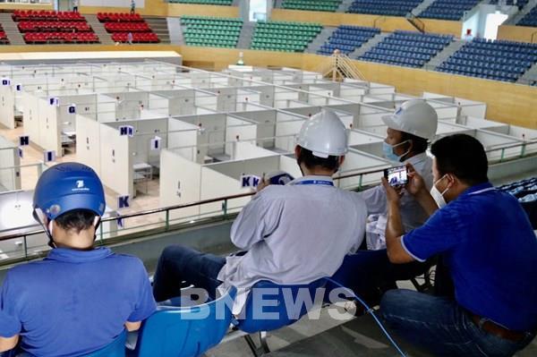 VNPT hoàn thành cung cấp dịch vụ viễn thông cho bệnh viện dã chiến ở Đà Nẵng