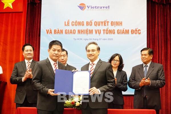 Công ty Du lịch Vietravel có Tổng giám đốc mới