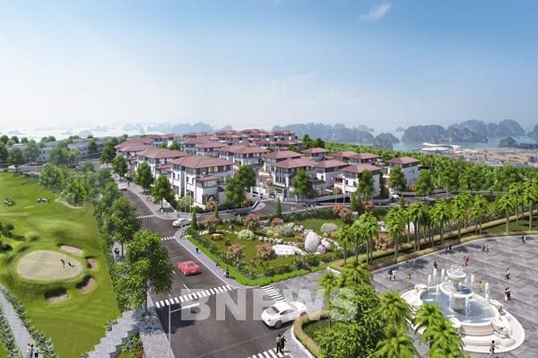 """FLC Grand Villa Halong ra mắt giai đoạn 2 với """"siêu phẩm"""" biệt thự đồi hướng vịnh"""