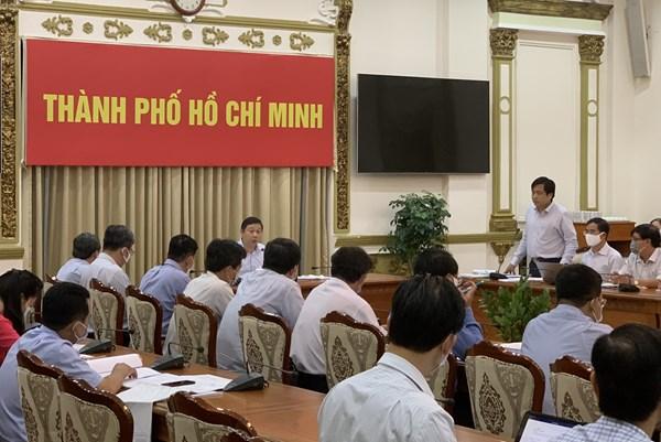 Tháo gỡ vướng mắc trong quy hoạch sử dụng đất các dự án điện cao áp tại Tp. Hồ Chí Minh