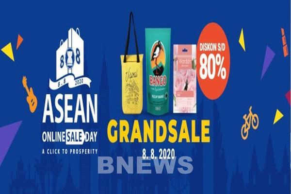 ASEAN 2020: Trên 200 doanh nghiệp sẽ tham gia Ngày mua sắm trực tuyến ASEAN