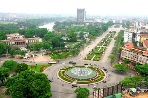 Hơn 7.800 tỷ đồng xây dựng thành phố Sông Công