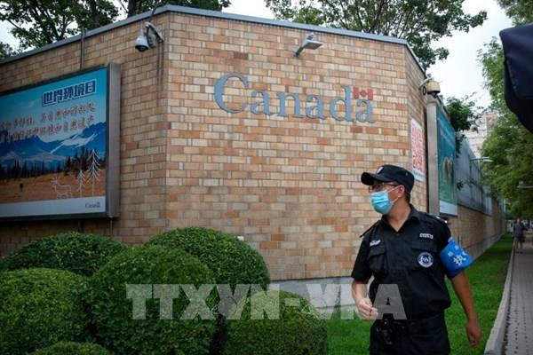 Trung Quốc kết án tử hình 2 công dân Canada