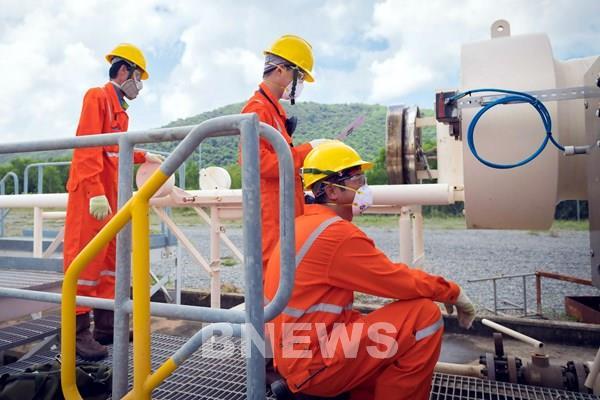 Công ty Đường ống Khí Nam Côn Sơn phòng dịch COVID-19 trong tình hình mới