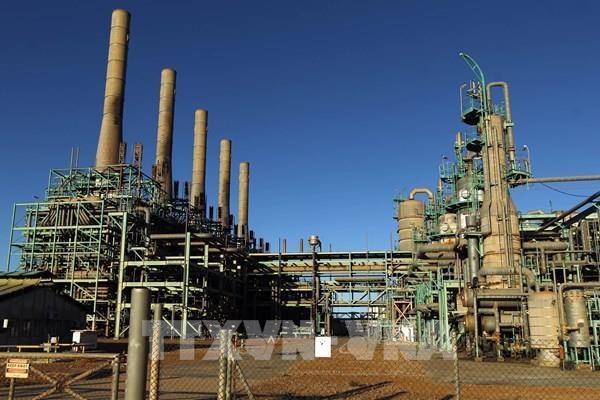 Nguy cơ xảy ra các vụ nổ thảm khốc tại cơ sở dầu mỏ ở Libya