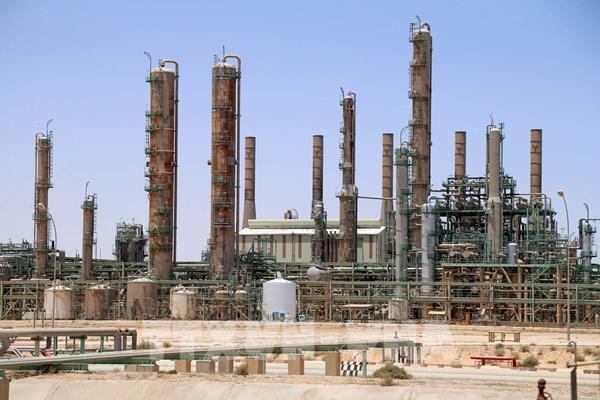 Giá dầu thế giới giảm trong phiên 2/9