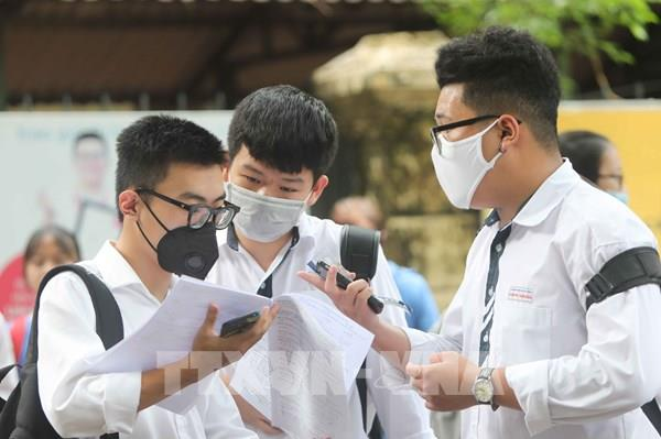 Tp Hồ Chí Minh công bố điểm chuẩn tuyển sinh vào lớp 10