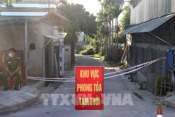 Quảng Trị phong tỏa tạm thời thêm 3 khu vực ở thành phố Đông Hà