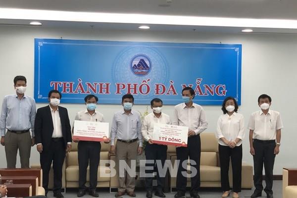 BRG và SeABank tiếp sức cho Đà Nẵng chống COVID-19