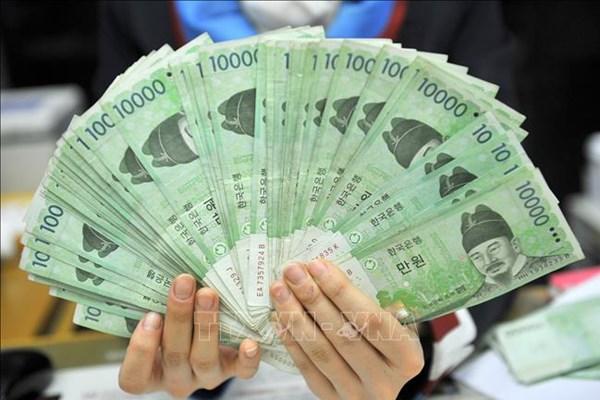 Thặng dư tài khoản vãng lai của Hàn Quốc chạm mức cao nhất trong 9 tháng