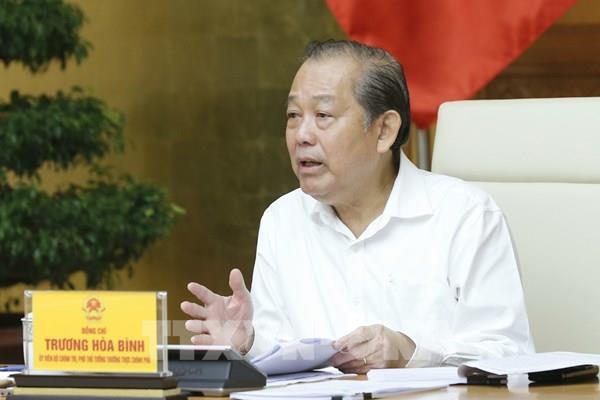 Phó Thủ tướng Trương Hòa Bình: Không để tài sản nhà nước bị lãng phí, bán với 'giá bèo'